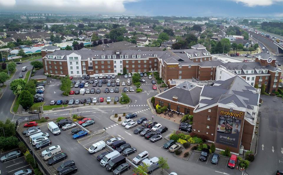 Maldron Hotel Newlands Cross Ariel View