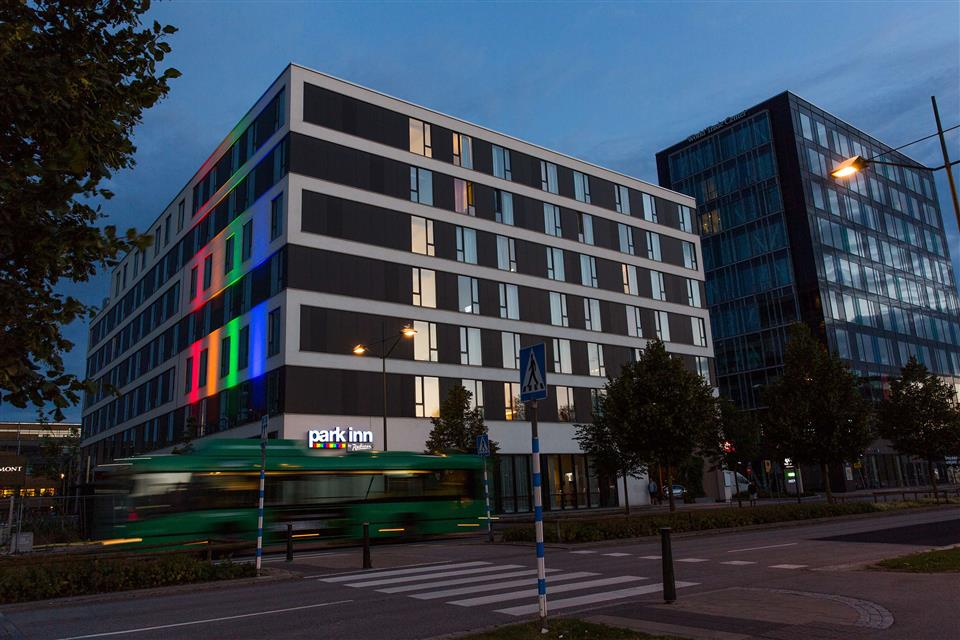 Park Inn by Radisson Malmö Fasad