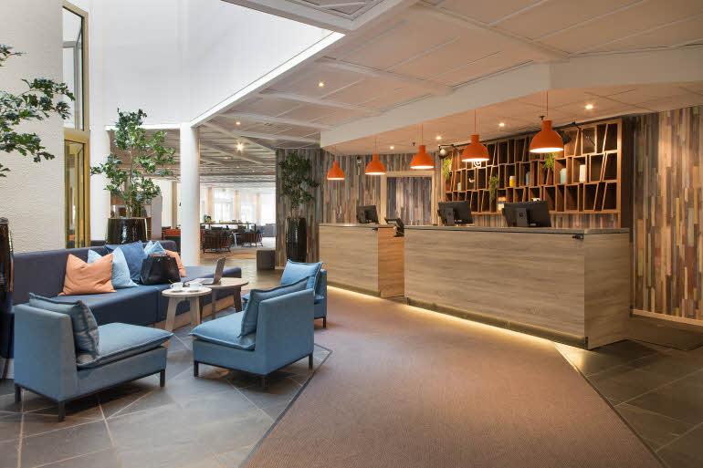 Scandic Sørlandet Reception