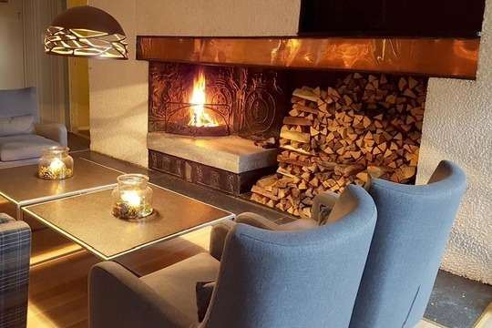 Rondane Høyfjellshotell Lounge