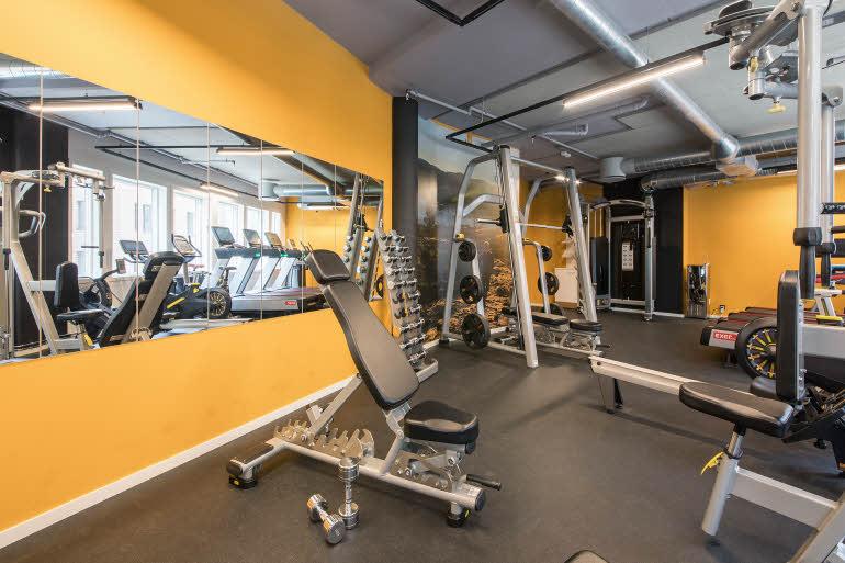 Scandic Sjølyst Gym