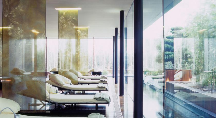 ESPA at the g Hotel - Relaxation Room