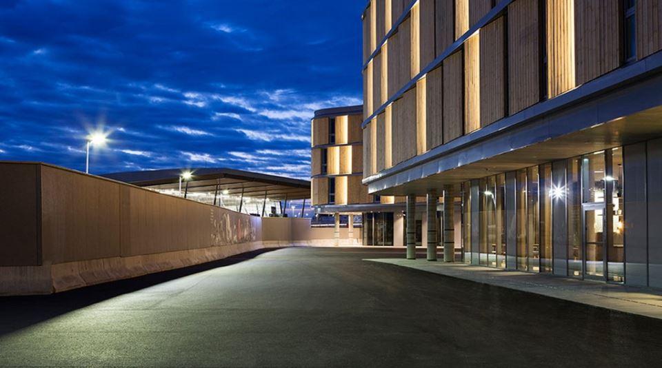 Comfort Hotel Bergen Airport Fasad