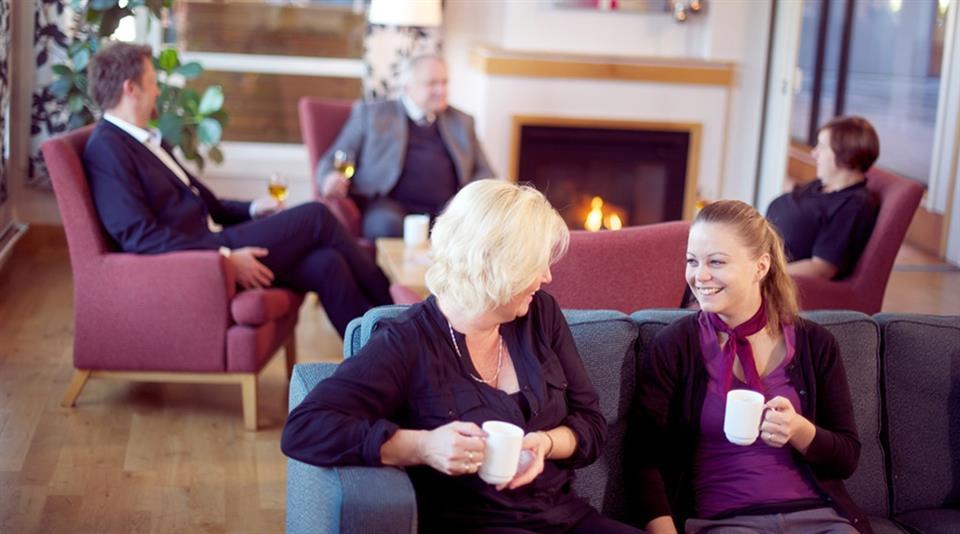 Clarion Collection Hotel Bryggeparken Lounge
