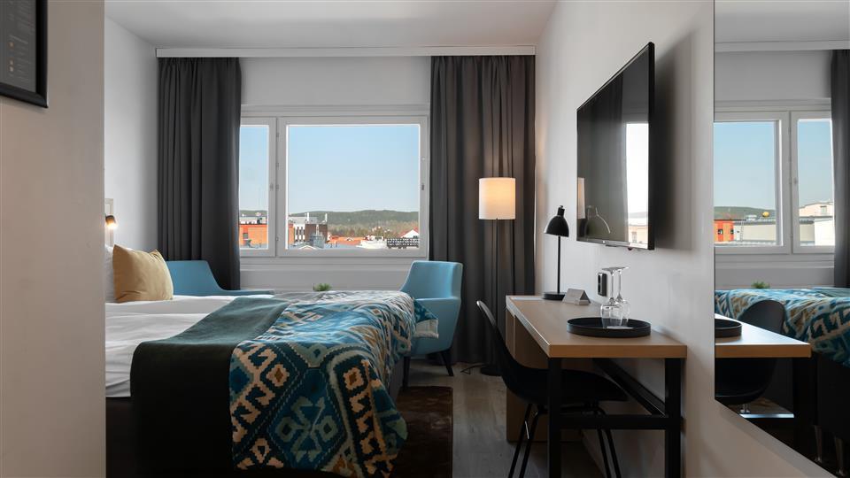 Elite hotel Brage Standard dubbelrum