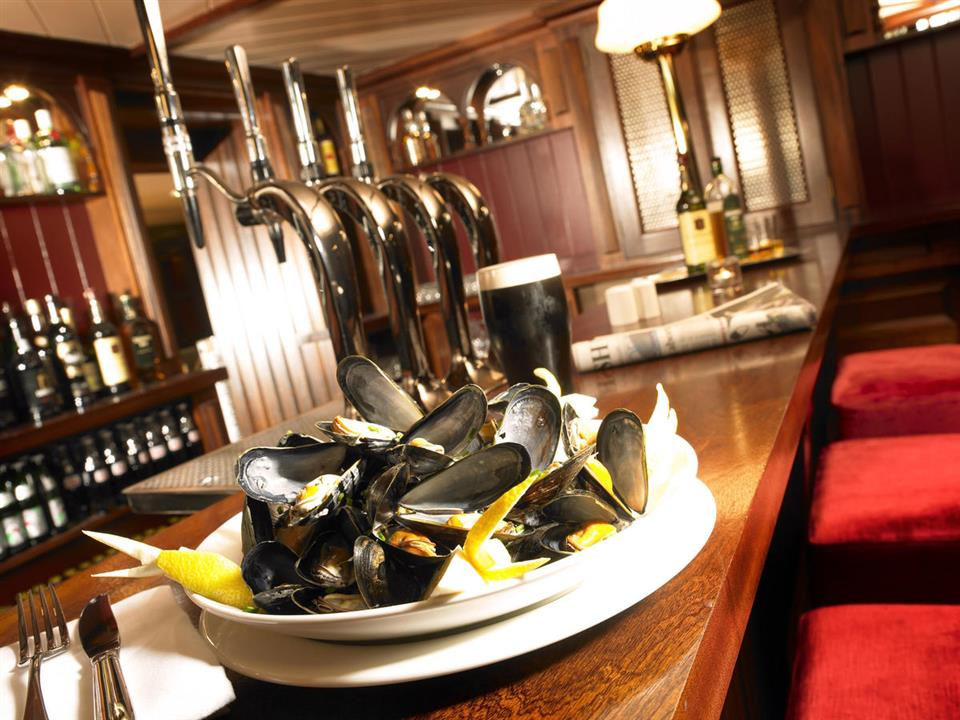 The Maritime Hotel Food