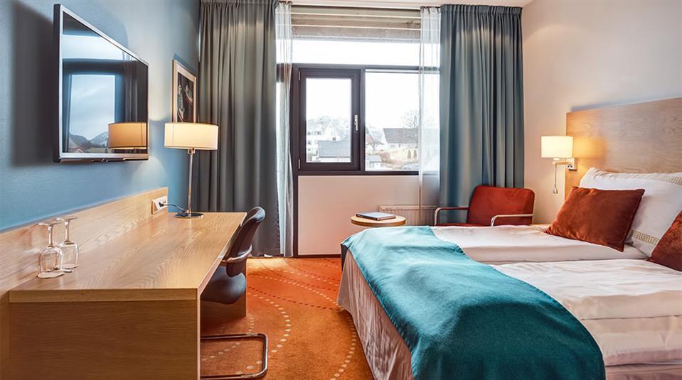 Quality Hotel Ulstein Dubbelrum