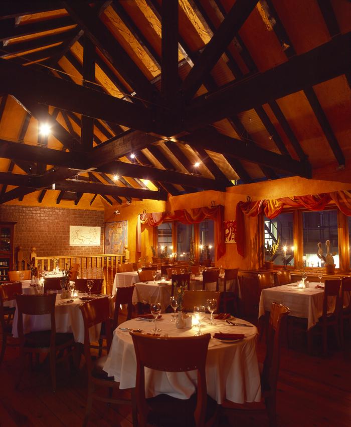 Uppercross Hotel Restaurant