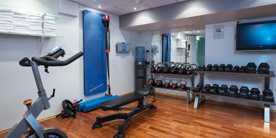 Thon Hotel Vettre Gym
