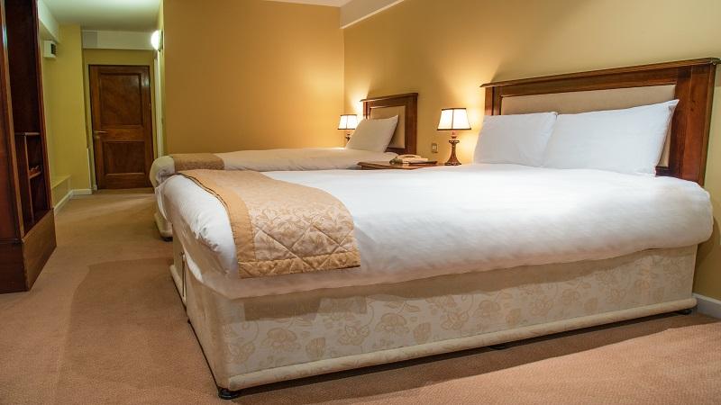 Brandon Hotel Tralee Family Bedroom