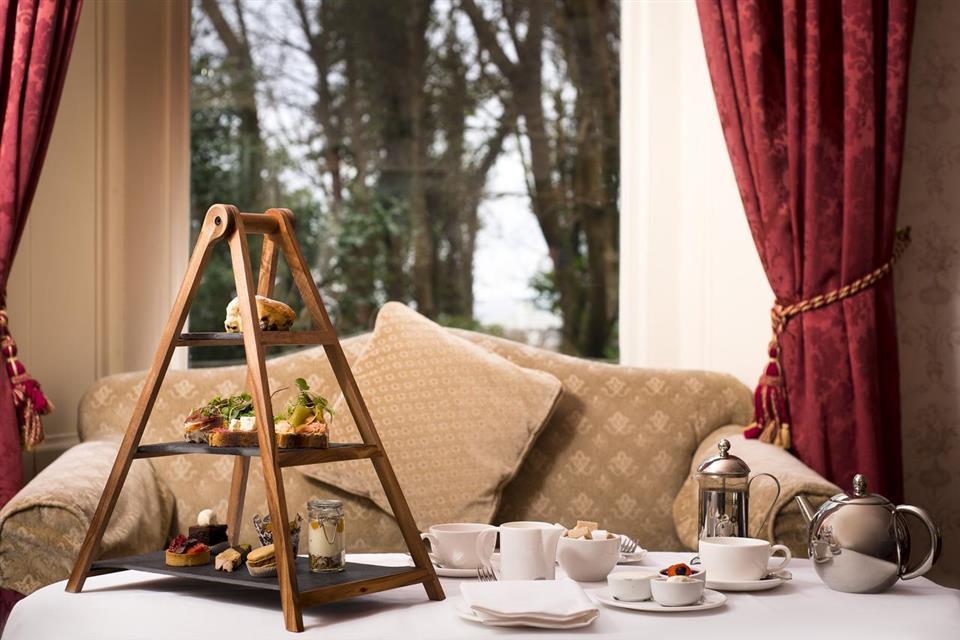 Ardilaun Hotel Afternoon Tea