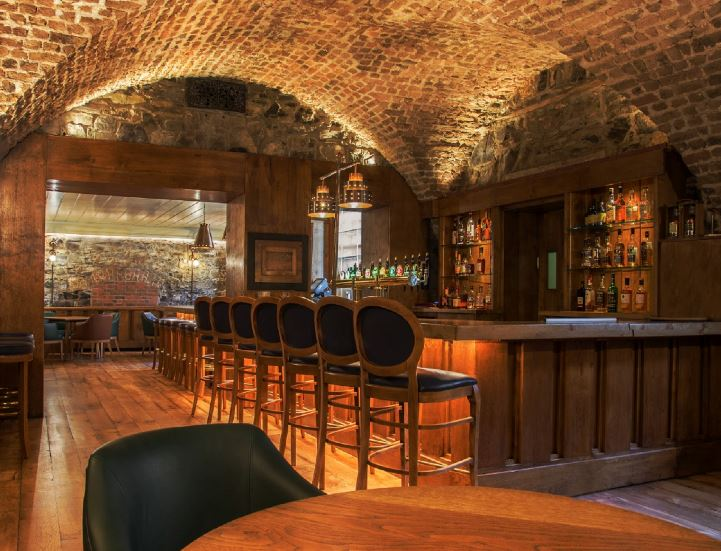 The Merrion Hotel The Cellar Bar