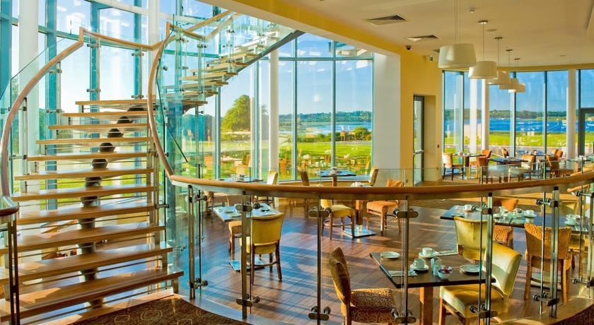 Glasson Lake House restaurant