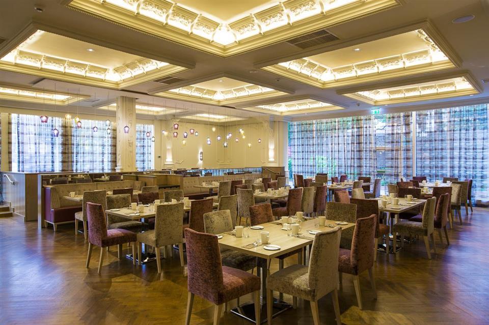 Clayton Hotel Burlington Road Restaurant