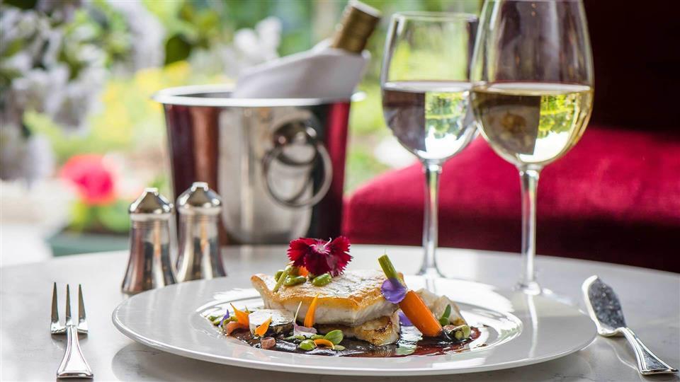 The Killarney National Park Hotel Dinner