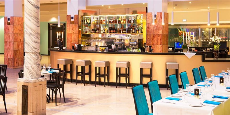 Thon Hotel Oslofjord Lobbybar