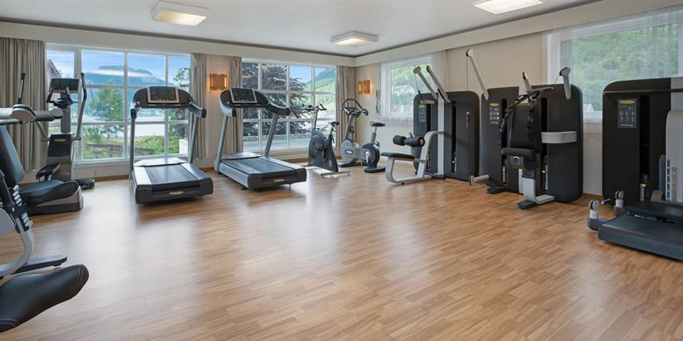 Thon Hotel Jølster Gym
