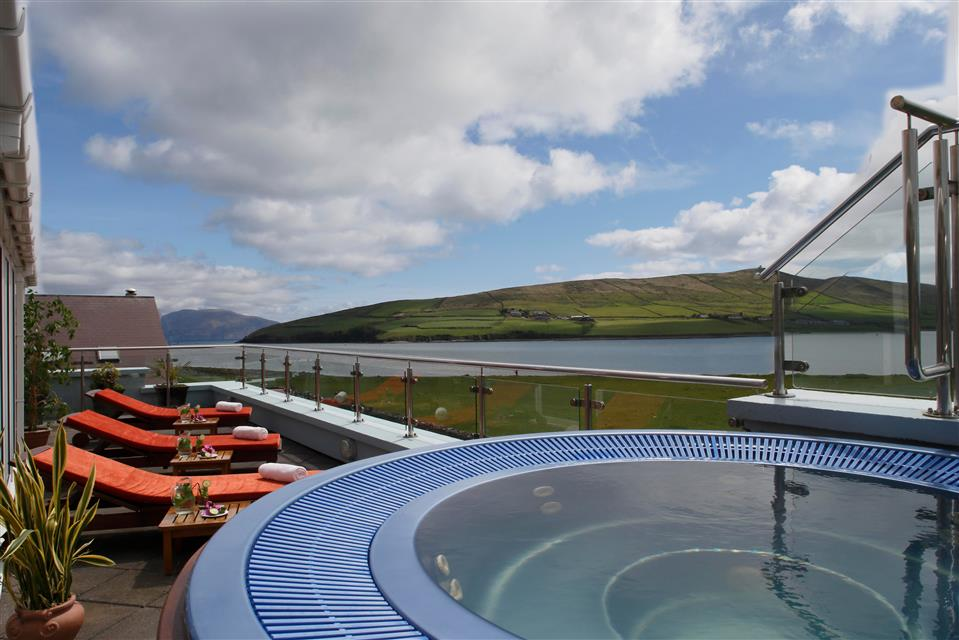 Dingle Skellig Hotel Outdoor Hot tub