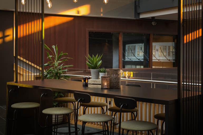 Scandic Solsiden Lounge