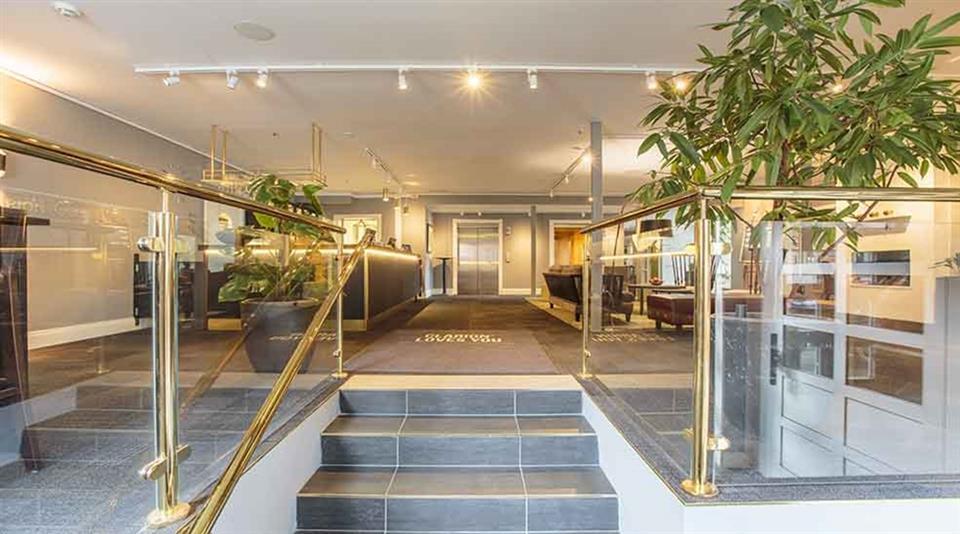 Clarion Collection Hotel Uman  Entré
