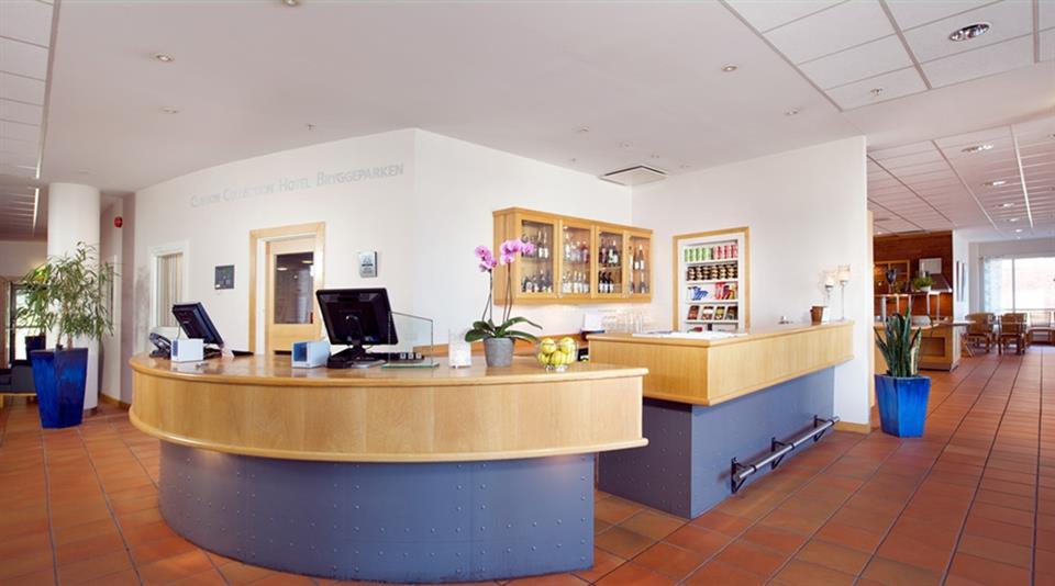 Clarion Collection Hotel Bryggeparken Reception