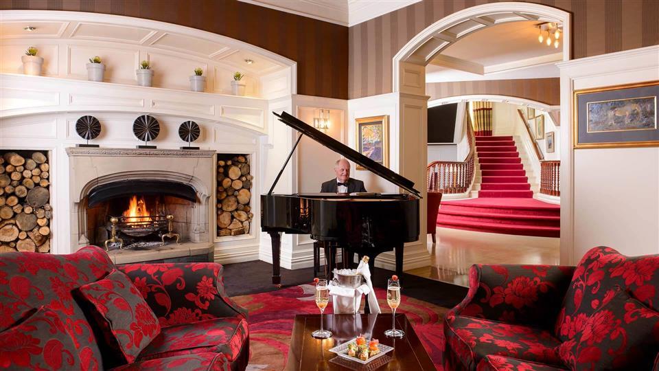 The Killarney Park Hotel Reception
