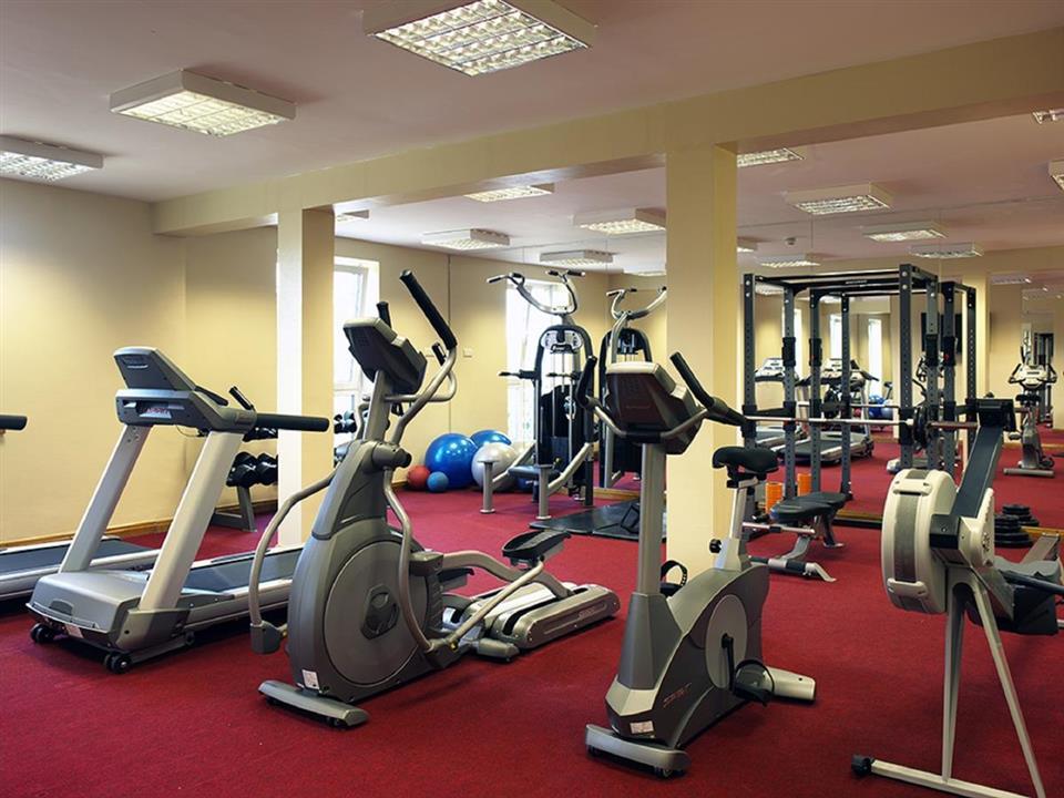 Clayton Hotel Leopardstown Gym