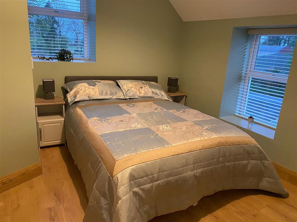 Esker Lodge Bedroom