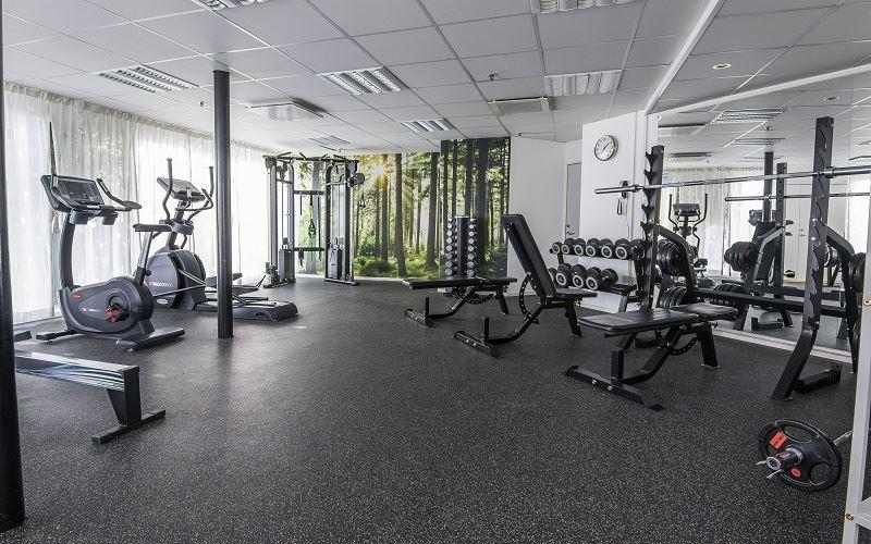 Best Western Eurostop Örebro Gym