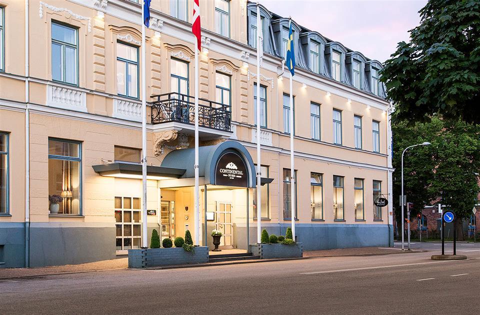 Hotell Continental du Sud Fasad