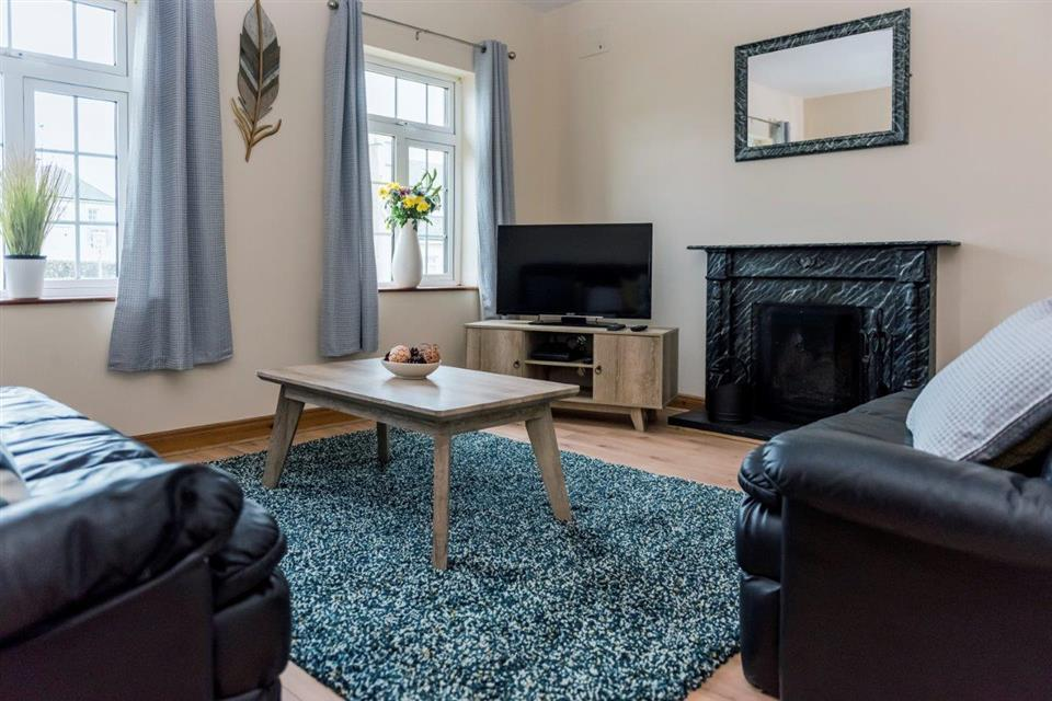 Bunholvil House- Semi Detached Sitting Room
