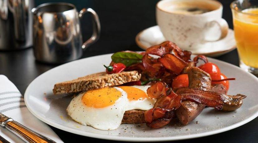 Thon Hotel Nordlys Frukost