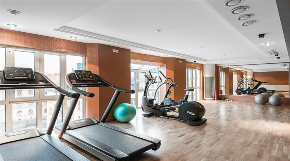 Quality Hotel Ekoxen Linköping Gym