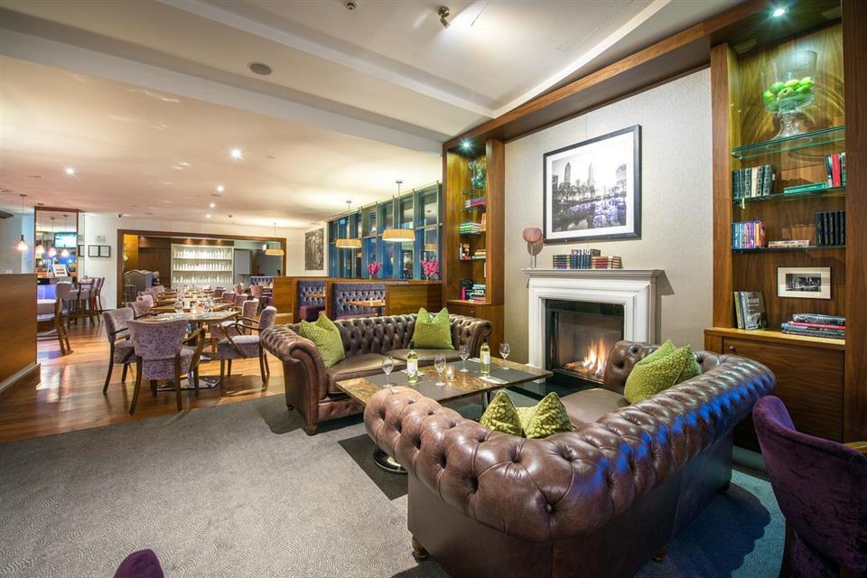Cork International Hotel Lobby