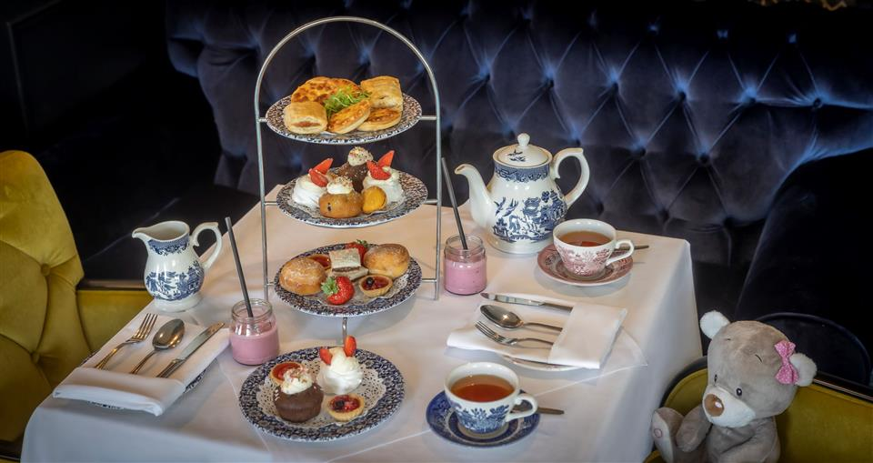 Afternoon Tea for kids