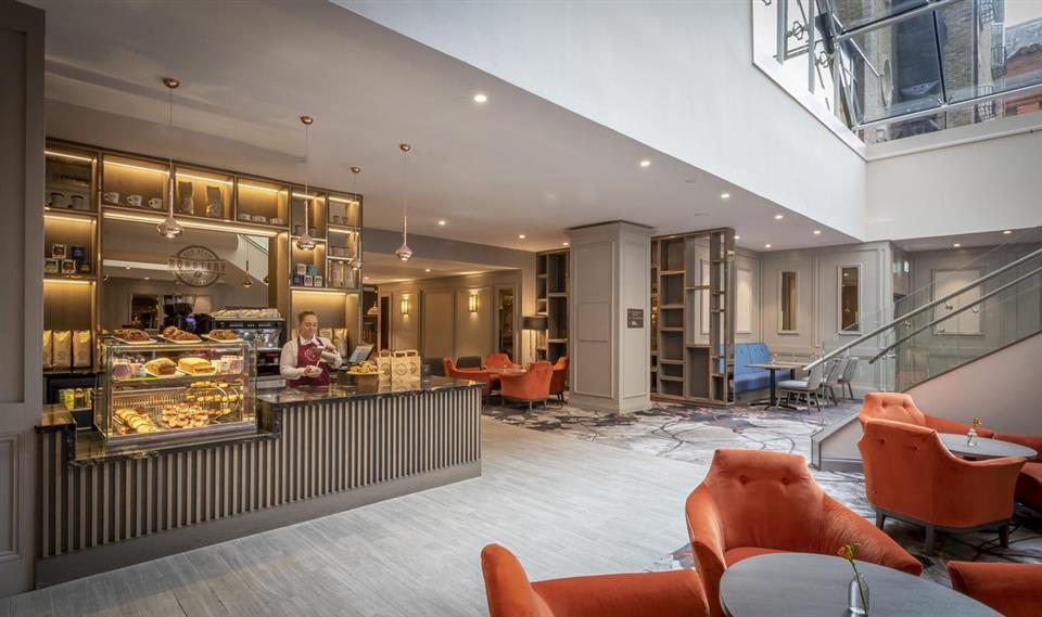 Clayton Hotel Ballsbridge Interior