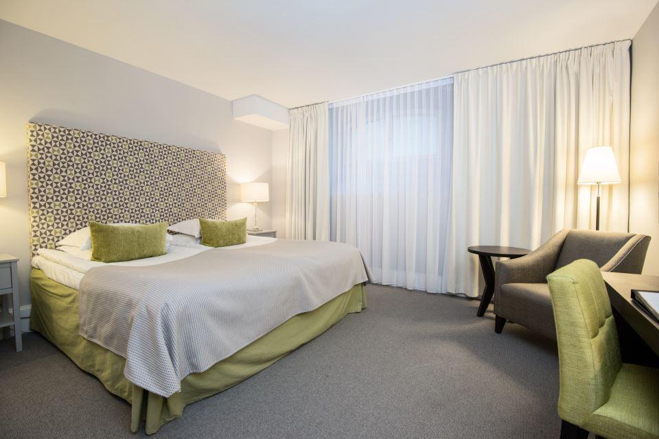 Elite Grand Hotel Gävle Double room