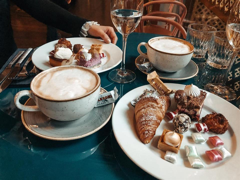 Clarion Hotel Post Frukost