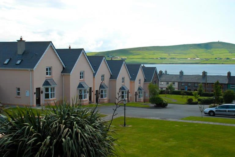 Dingle Marina Cottages exterior