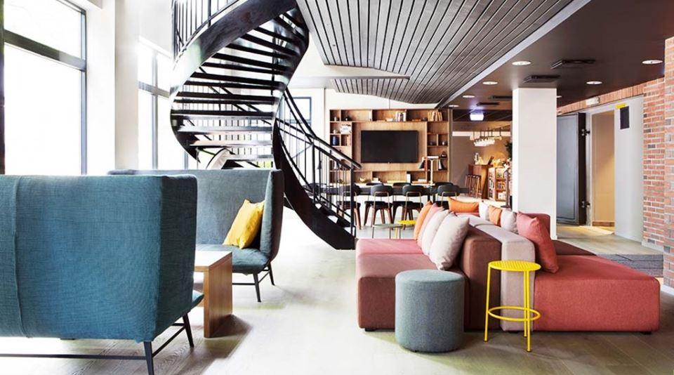 Comfort Hotel Bergen Lobby