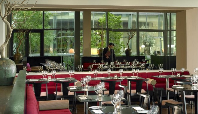 The Gibson Hotel Restaurant