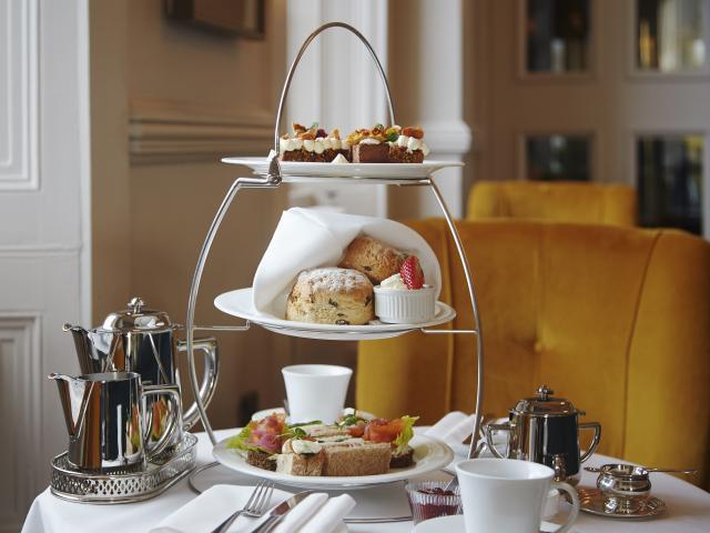 Hardiman Hotel Afternoon Tea