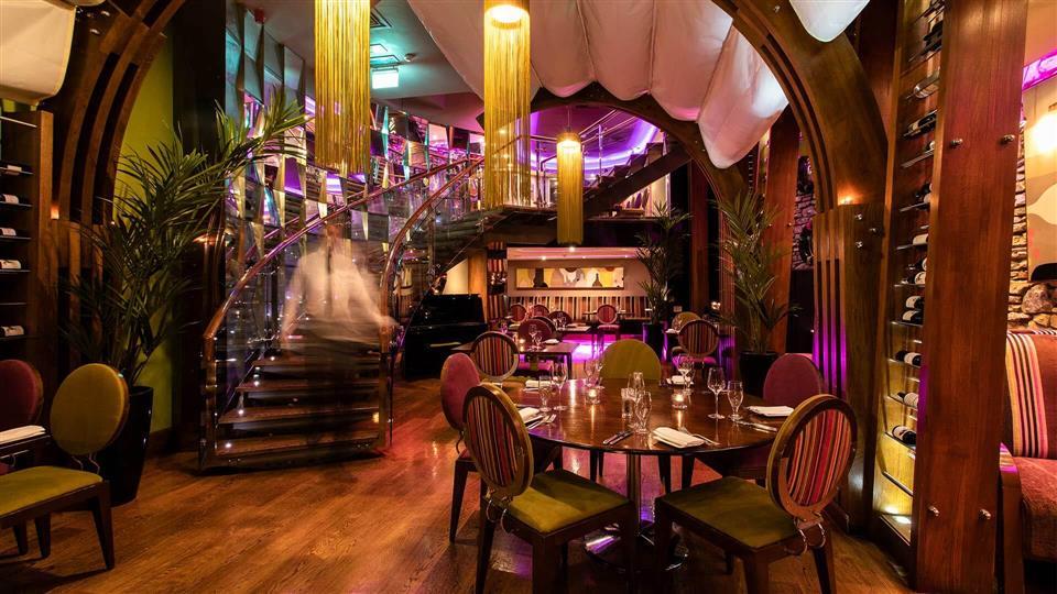 The Ross Hotel Restaurant