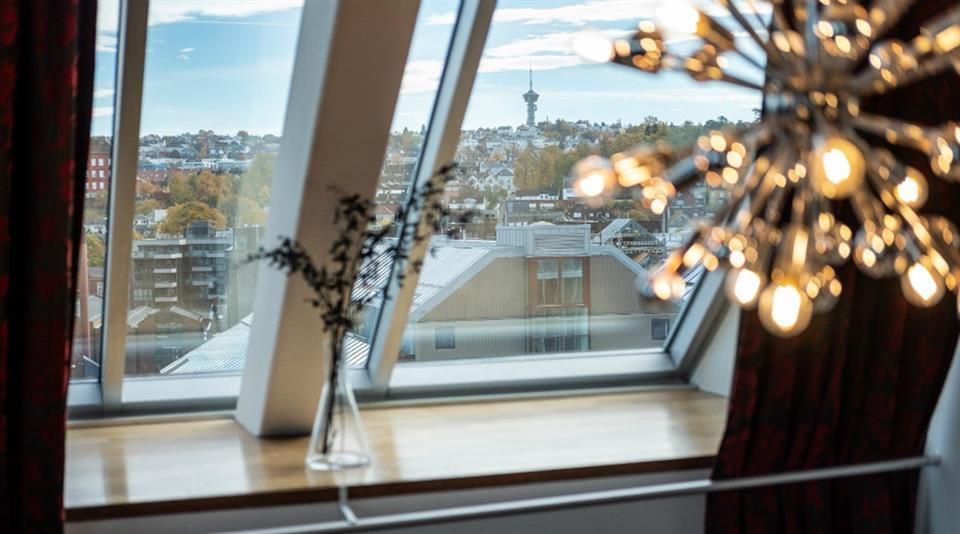 Clarion Collection Hotel Grand Olav Utsikt