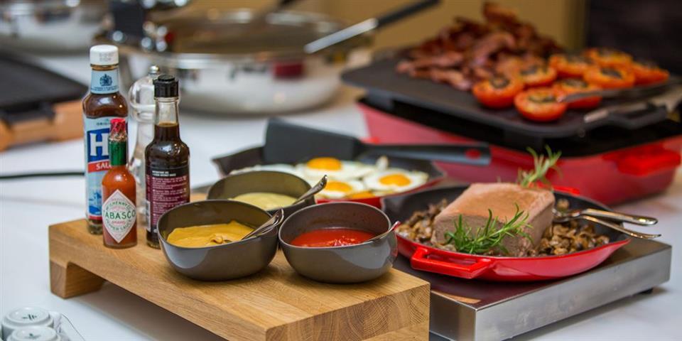 Thon Hotel Terminus Frukost