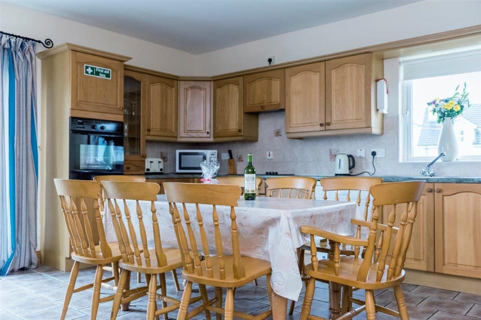 Portbeg Holiday Homes Kitchen