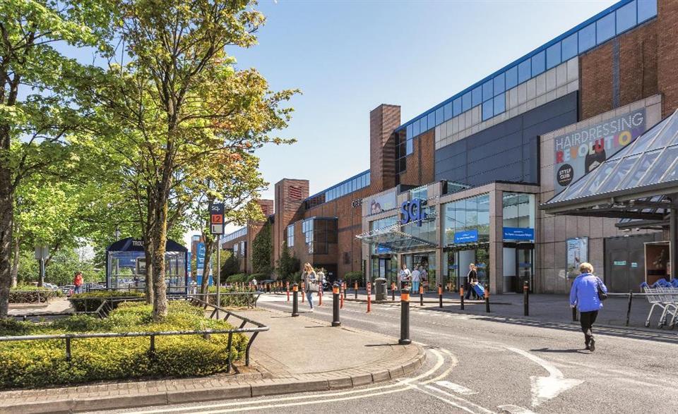 Maldron Hotel Tallaght Square Town Shopping Centre