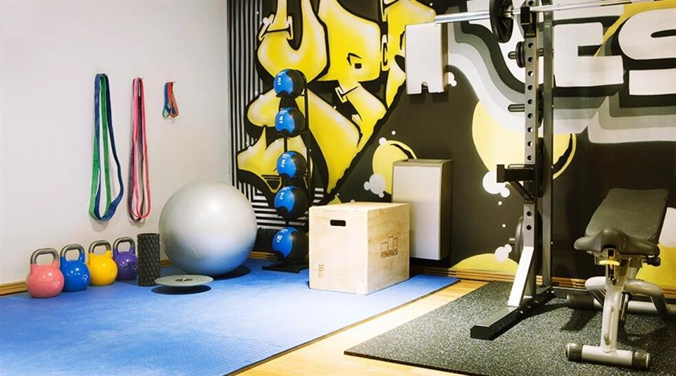 Comfort Hotel Xpress Youngstorget Gym