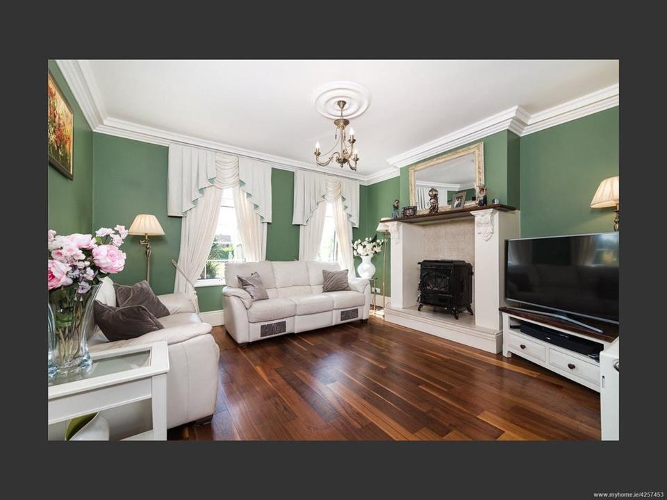 Woodfield House  Sitting Room