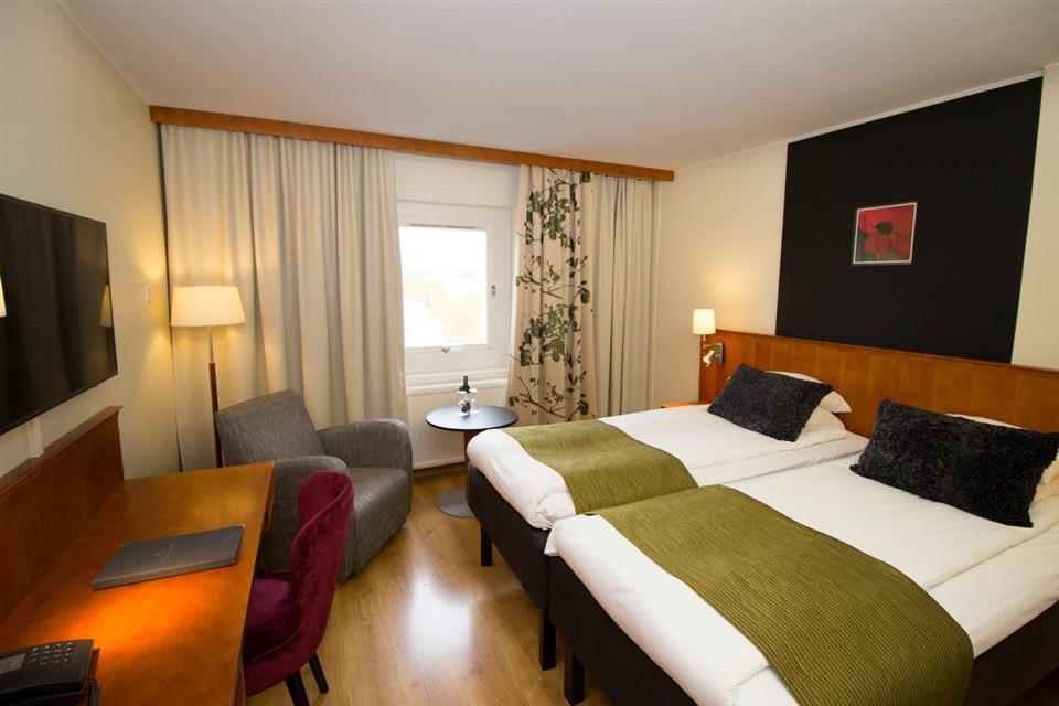 Grand Hotel Alingsås Dubbelrum